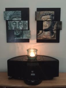 Soothing music by candlelight